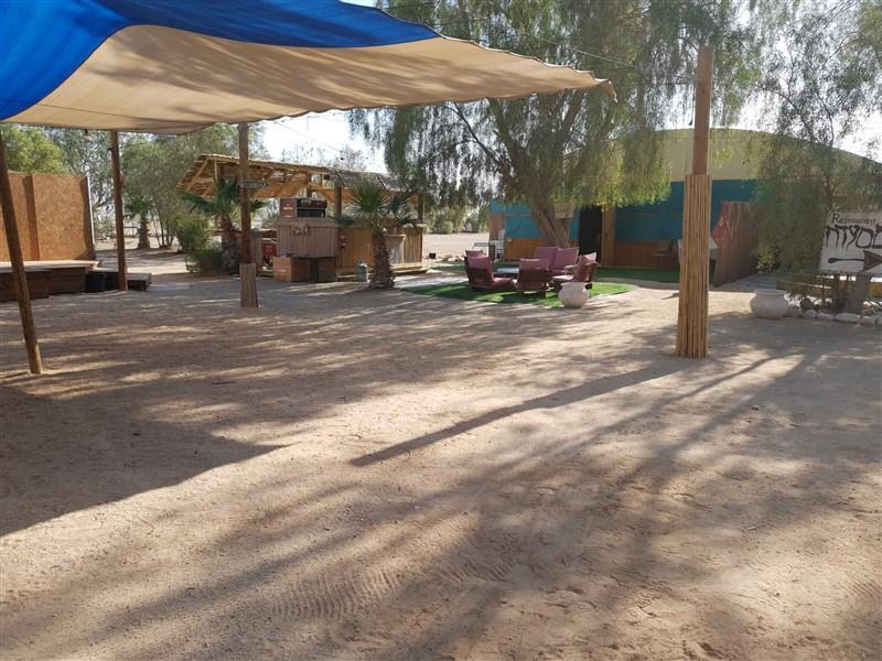 חאן-בערבה-גמלייה